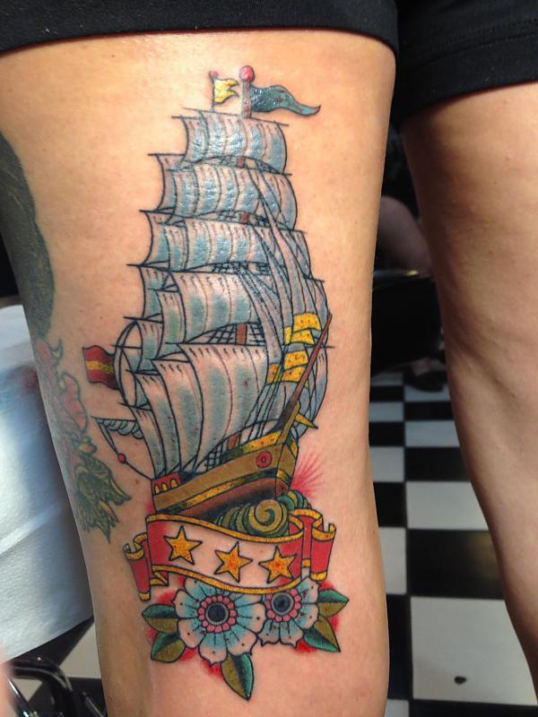 Ship Mermaid