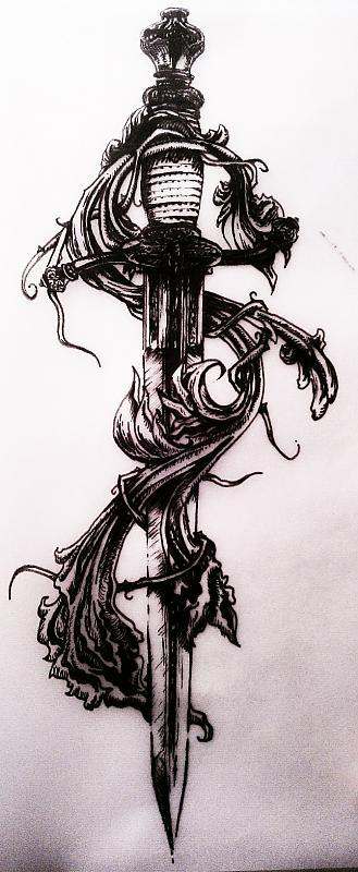 Victorian dagger