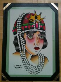 gypsy lady