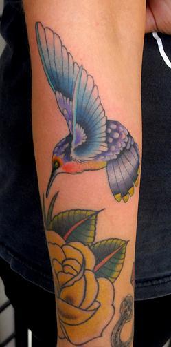 SM maria h bird
