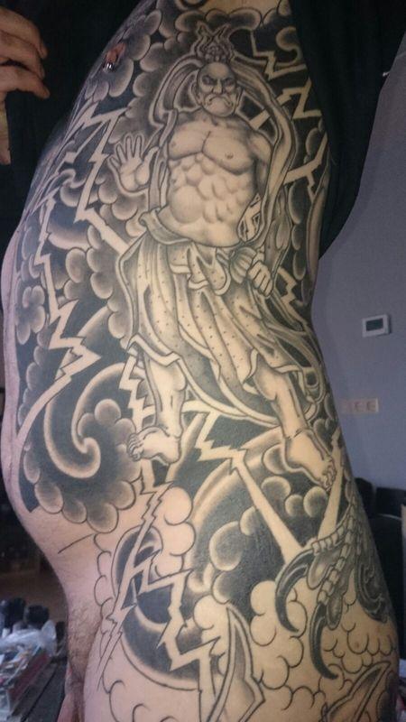 rib done