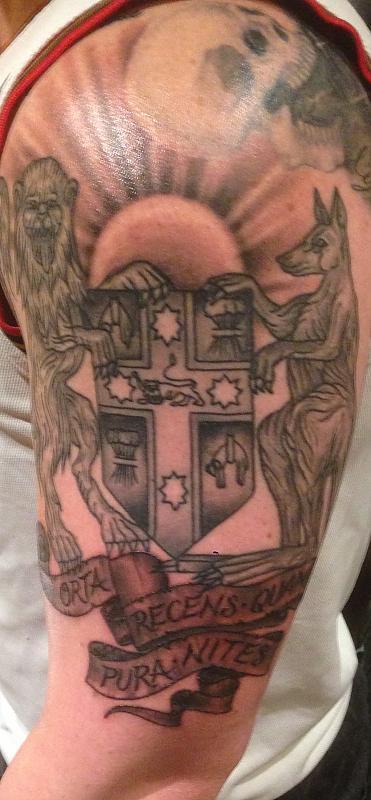 NSW Crest