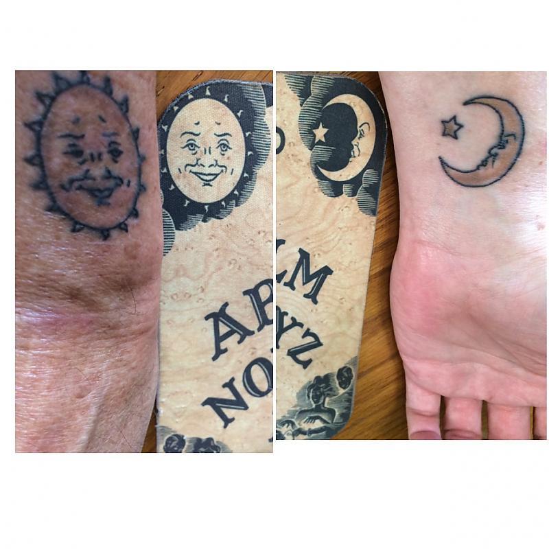 Ouija Wrist Composite