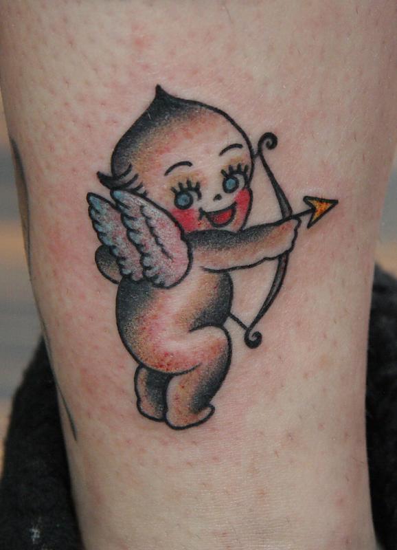 Kewpie cupid