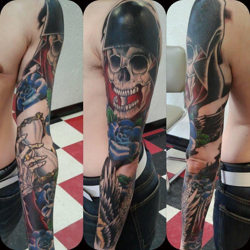 reaper sleeve