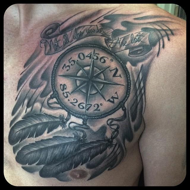 compass catcher