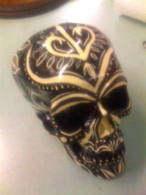 shay skull
