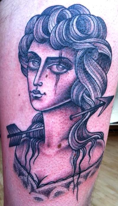 lady arrow
