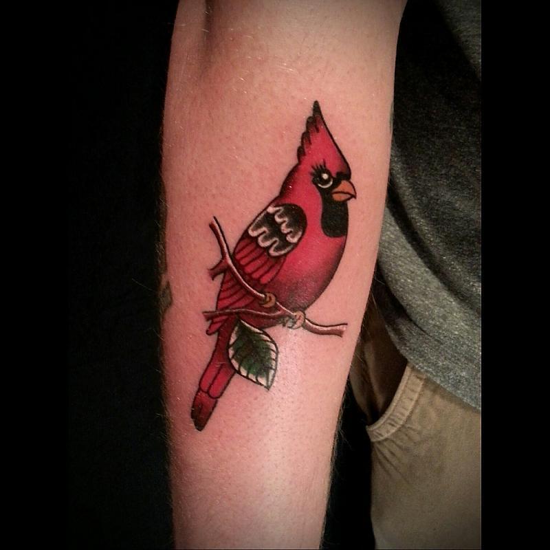 Traditional Cardinal