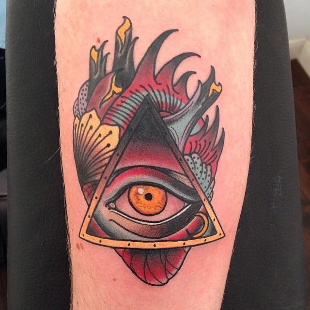 3rd Eye Heart