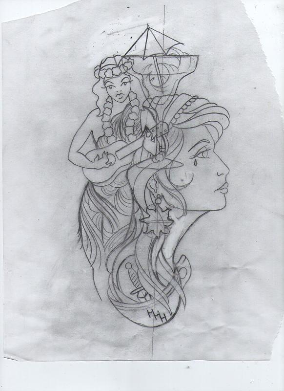 Desperados sketch