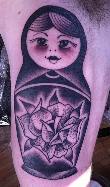 tattoo work