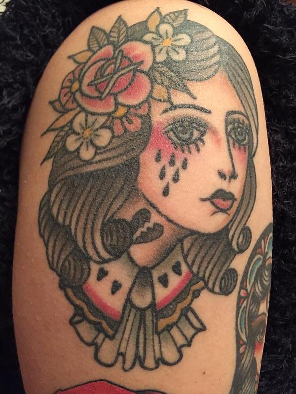 Lady by Allyson Bennett