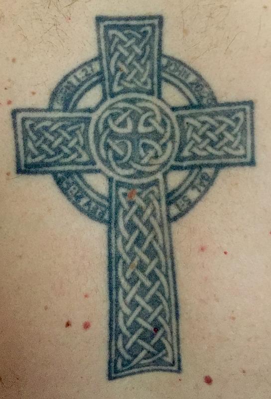 Scripture Celtic Cross