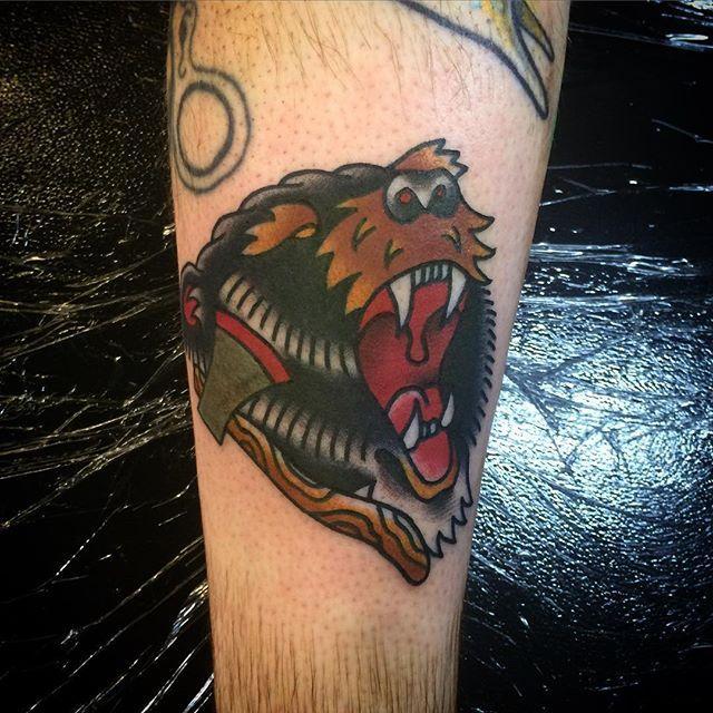 Trad Bear