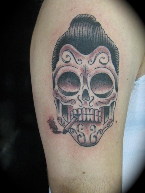 Pomp Skull