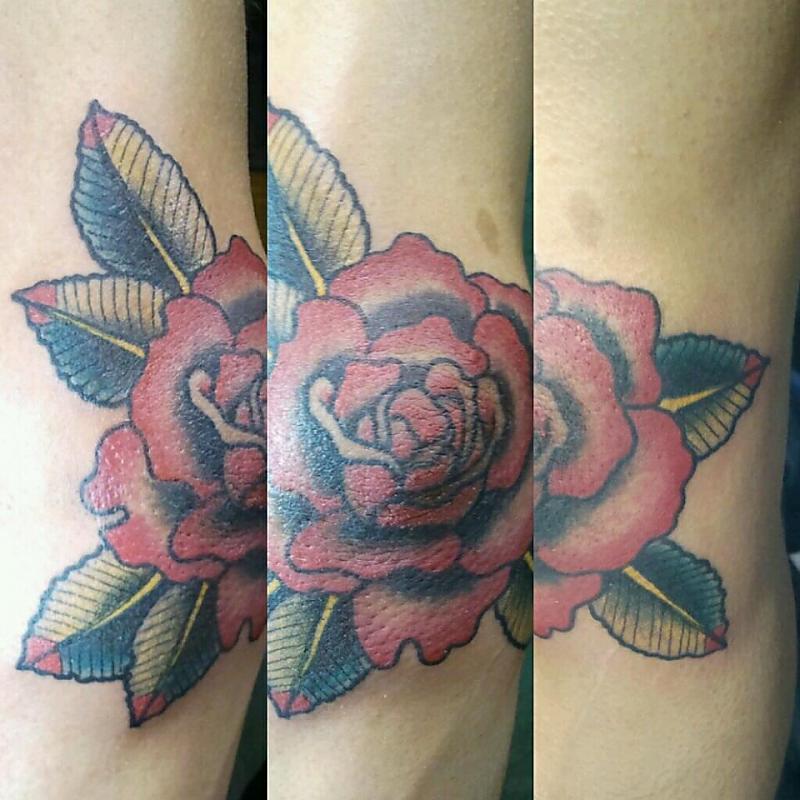 Rose Elbow