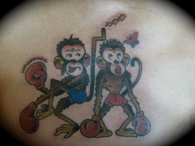 Jerry Monkeys