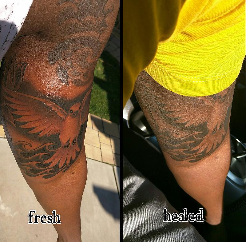 Fresh and Healed
