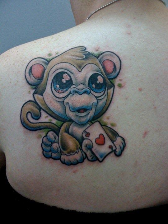 Jime Litwalk Monkey