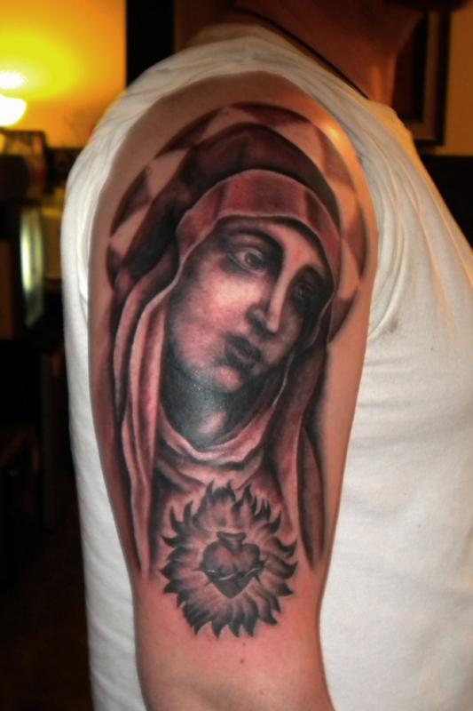 Sacred Mary