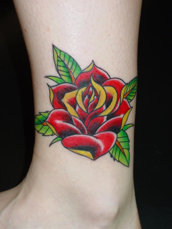 trad rose