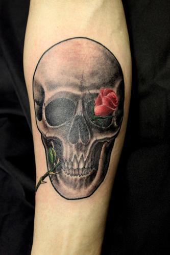 Snappy Gomez skull