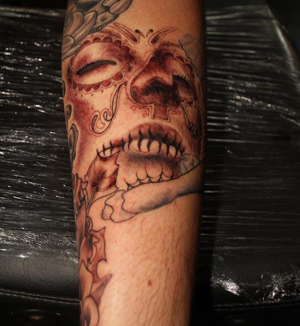 last tattoo as a free man