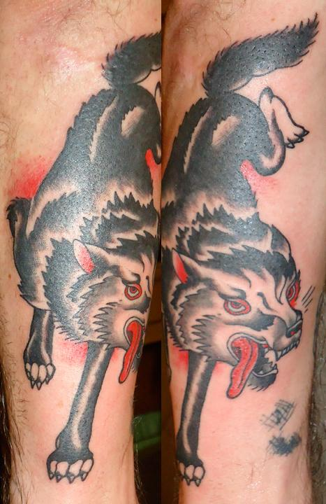 sailor jerry wolf, Brian Kelly, Rose of No Man's Land Berlin