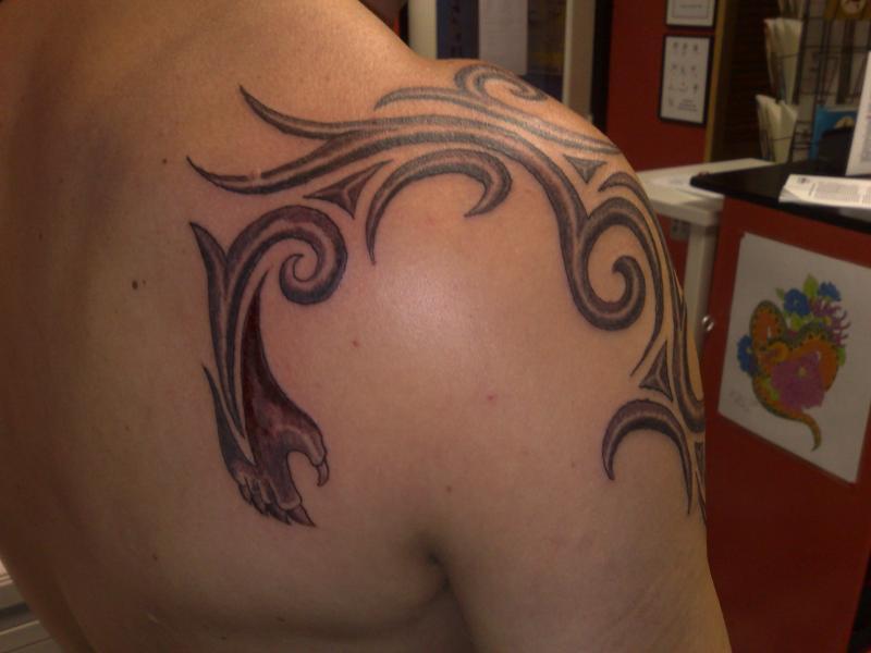 tribal claw 2