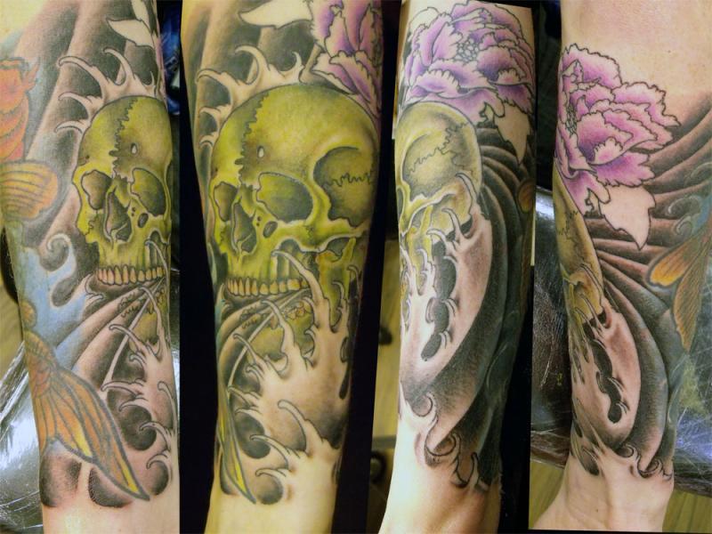 skull jap