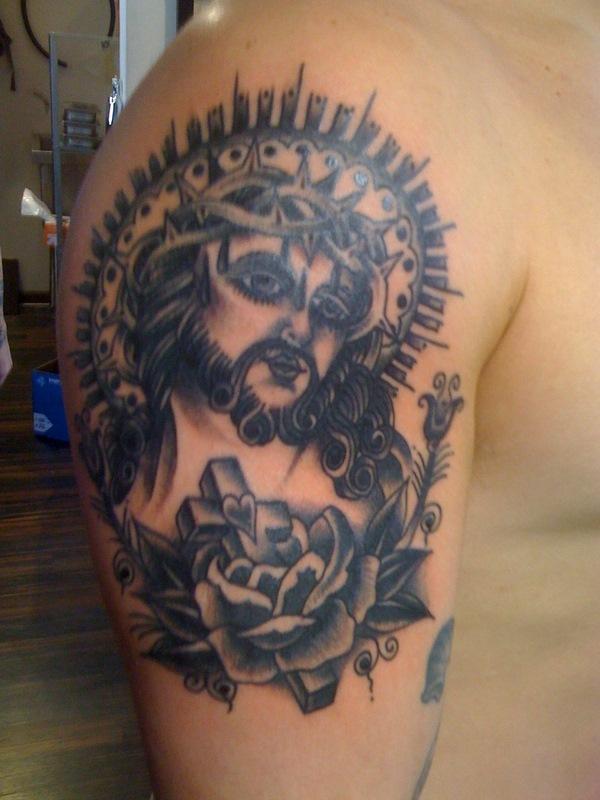 Jesus by Dan Santoro