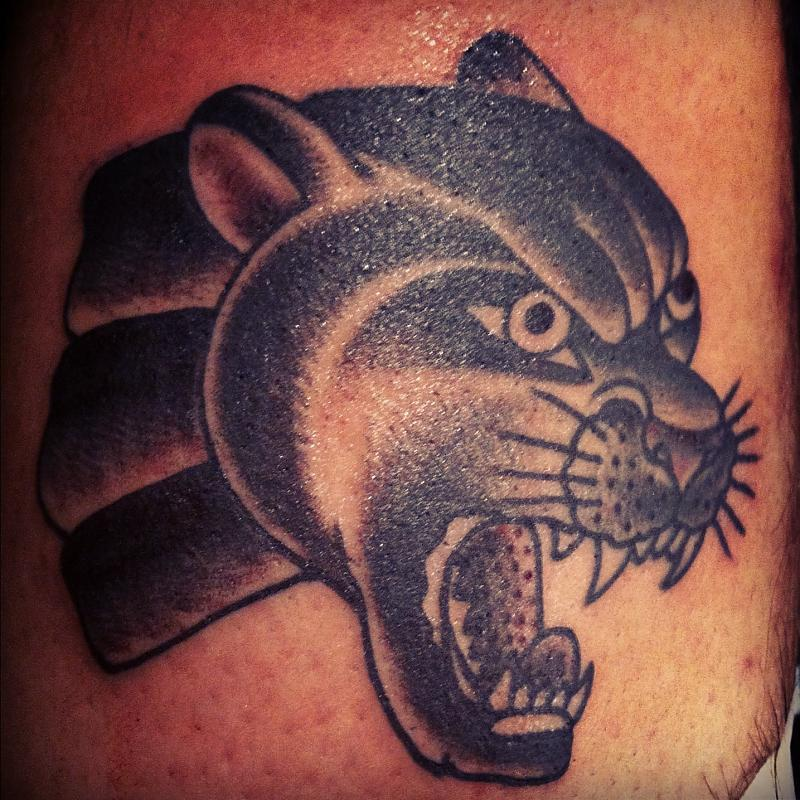 Mike Wilson Panther