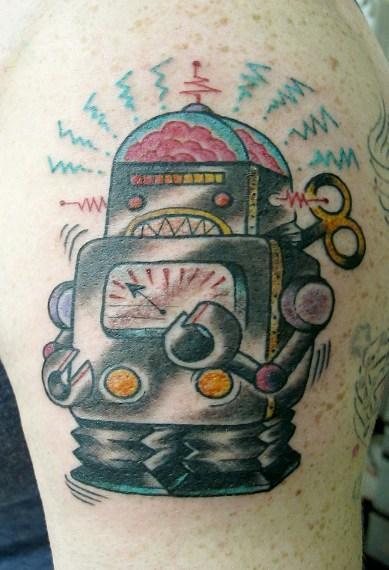 Robot 2011S