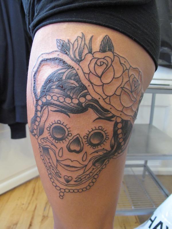 skull in prog