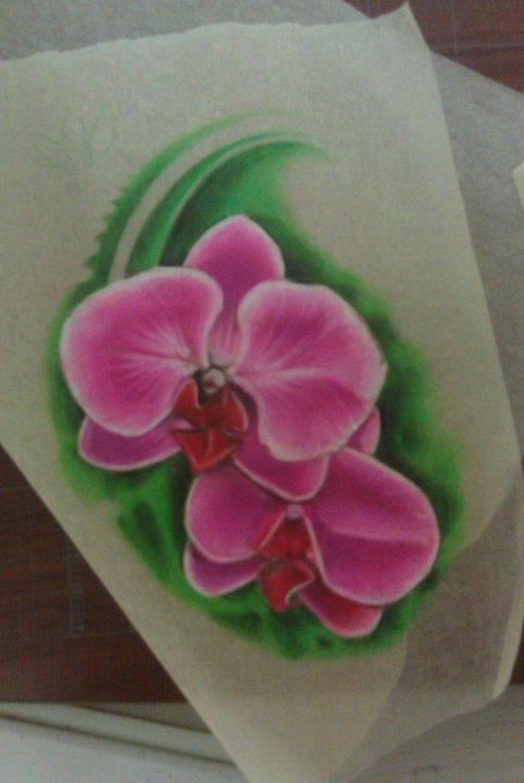 orchid design
