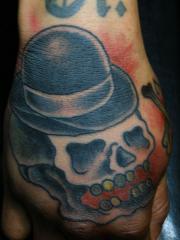 peluxo 002 skull