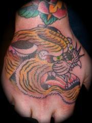 TIGER HEAD 2009