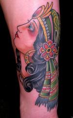 gypsy girl profile