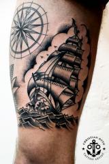 Clipper on Sailor