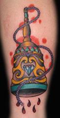 bell tattoos