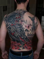 Graveyard Reaper