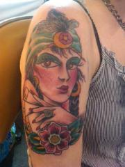 Gypsy by Ryan Wilburn