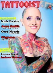 Tattooist Art Magazine Issue 1
