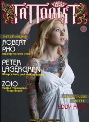 Tattooist Art Magazine  Issue 6