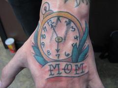 Mom Hand piece