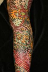 dragon n skull