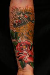lion n rose