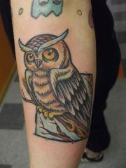 billy flip mccoy owl