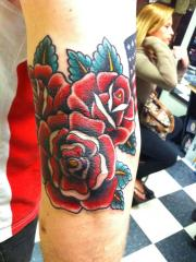 Elbow Roses